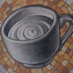 Michelangelo's Coffee House Logo