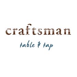 Craftsman Table & Tap Logo