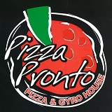 Pizza Pronto & Gyro House Logo