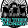 The Three Monkeys Logo