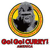 Go! Go! Curry! - Chelsea Logo