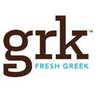 GRK Fresh Greek Logo