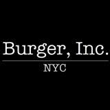 Burger, Inc. NYC Logo
