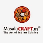 MasalaCraft Indian Cuisine - Santa Ana Logo