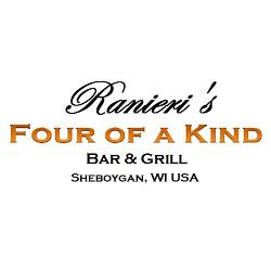 Ranieri's Four of a Kind Bar & Grill Logo