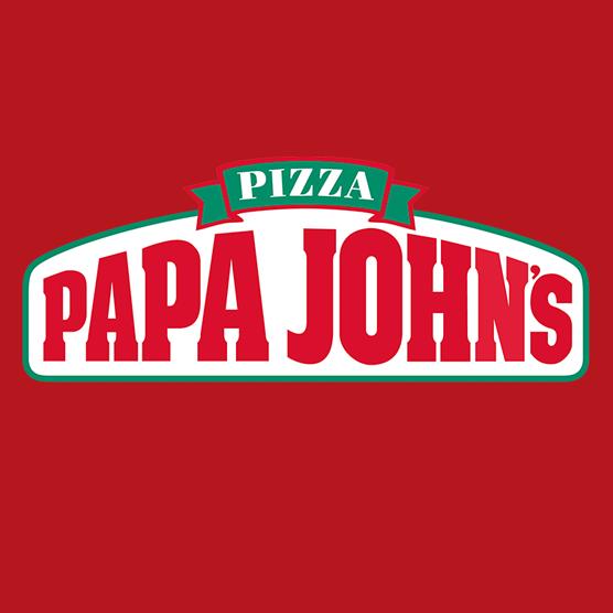 Papa John's (100 N Santa Rosa) Logo