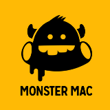 Monster Mac Logo
