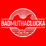 Bad Mutha Clucka- Central Park Logo