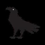 Corvus Coffee Roasters (S. Broadway) Logo