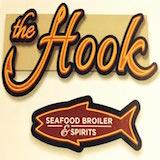 Hook Seafood & Broiler Logo