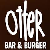 Otter Bar and Burger Logo
