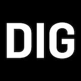Dig - Back Bay Logo