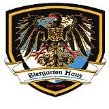 Biergartenhaus Logo