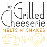 The Grilled Cheeserie (Hunters) Logo