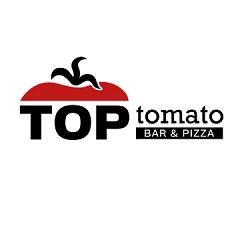 Top Tomato Pizza Cafe Logo