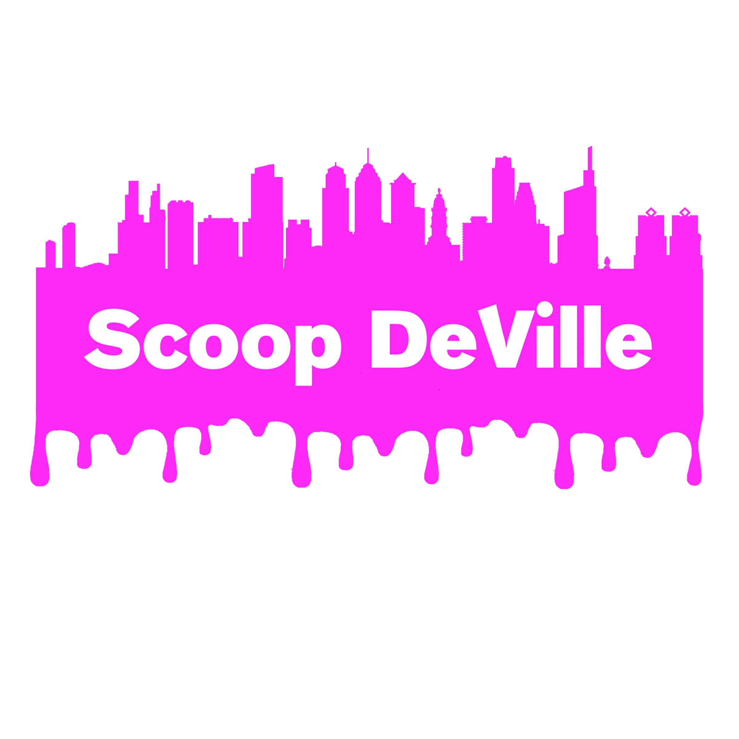 Scoop DeVille Ice Cream - Walnut St Logo