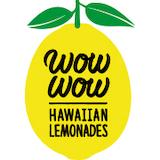 Wow Wow Hawaiian Lemonade Happy Valley Logo