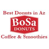 Bosa Donuts (Central Ave) Logo