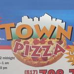 Town Pizza (S Pennsylvania Ave) Logo