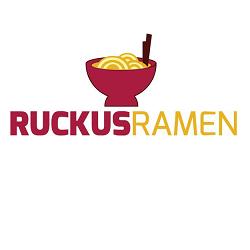 Ruckus Ramen Logo
