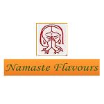 Namaste Flavours Arbor Logo