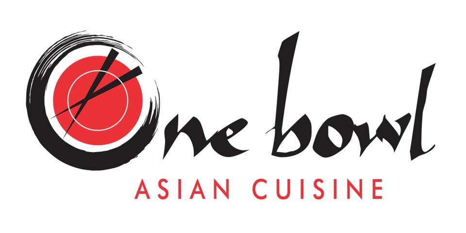 One Bowl Asian Cuisine Logo