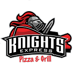 Knights Express Pizza Logo