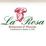 La Rosa Pizzeria - Highland Park Logo