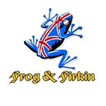 Frog & Firkin Logo