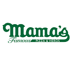 Mama's Famous Pizza & Heros - S. Houghton Rd. Logo