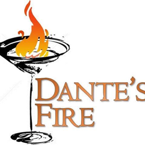 Dante's Fire Logo