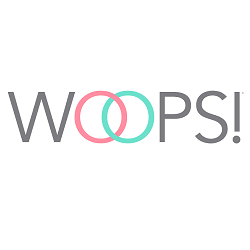 Woops Bake Shop Logo