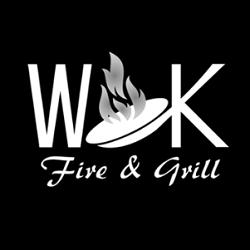 Wok Fire & Grill Logo