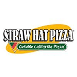 Straw Hat Pizza - Alameda Logo
