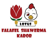 Lotus Falafel and Shawerma Logo