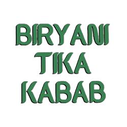 Biryani Tika Kabab Logo