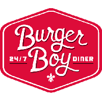 Burger Boy Diner* Logo
