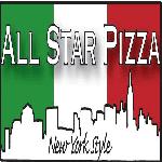 All Star Pizza Logo