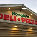 Hoagies Deli & Pizza Logo
