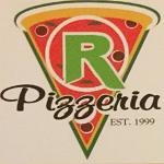 R Pizzeria Logo