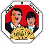 Juan & Maria's Empanada Stop Logo