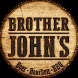 Brother John's Beer Brbn BBQ Logo
