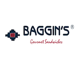 Baggin's Gourmet Sandwiches (Ft Lowell & Campbell) Logo