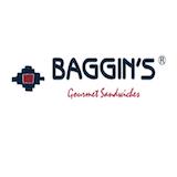 Baggin's Gourmet Sandwiches (Speedway & Treat) Logo