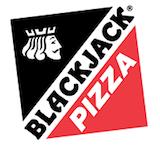 Blackjack Pizza Logo