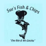 Sues Fish & Chips Logo