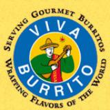 Viva Burrito (Golf Links) Logo