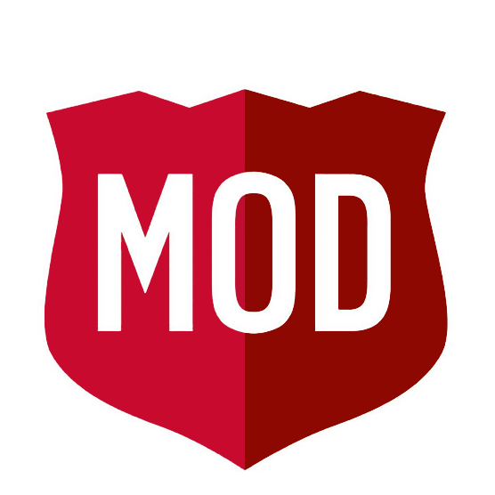 MOD Pizza (The Landing) Logo