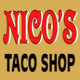 Nicos Mexican Food Logo