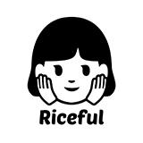 Riceful Onigiri Logo